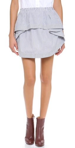 Thakoon Addition Ruffle Front Skirt at Shopbop / East Dane