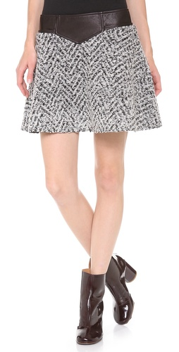 Thakoon Addition Flared Skirt at Shopbop / East Dane
