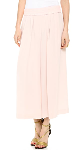 Thakoon Addition Wide Leg Culotte Pants
