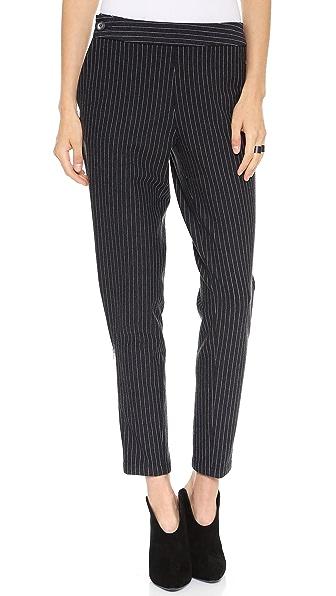 Thakoon Addition Side Zip Ponte Pants