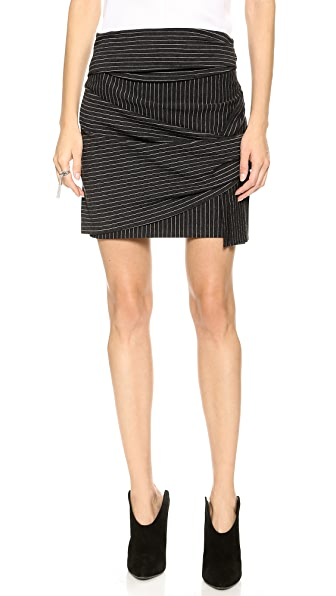 Thakoon Addition Wrap Skirt