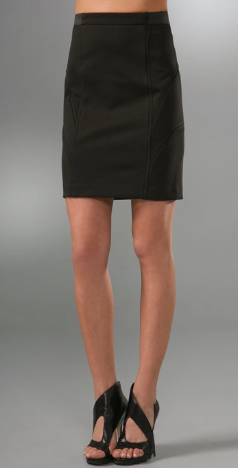 Thakoon Contour Seam Pencil Skirt
