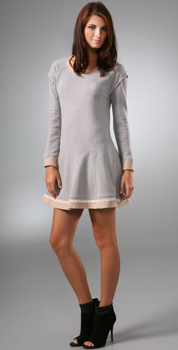 Thakoon Sweatshirt Dress