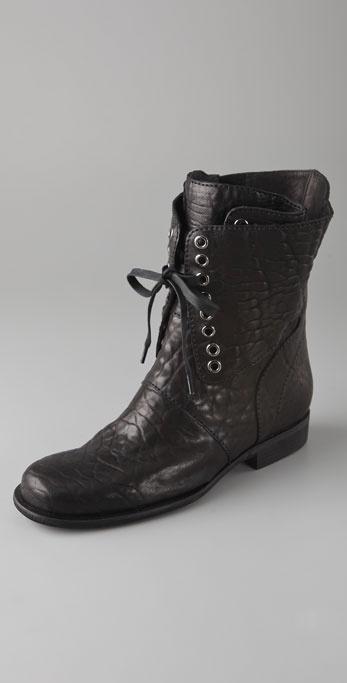 Thakoon Giuseppe Zanotti for Thakoon Combat Boots