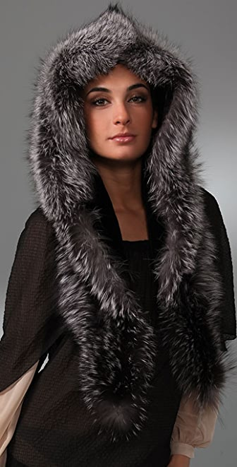 Thakoon Fur Hood