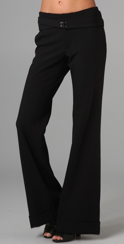 Thakoon Boot Cut Pants
