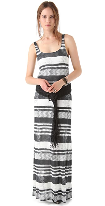 Thakoon Striped Tank Dress