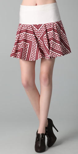 Thakoon Tulip Skirt