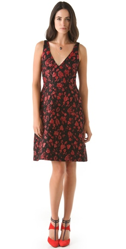 Shop Thakoon Heart Jacquard Dress and Thakoon online - Apparel,Womens,Dresses,Cocktail,Night_Out, online Store