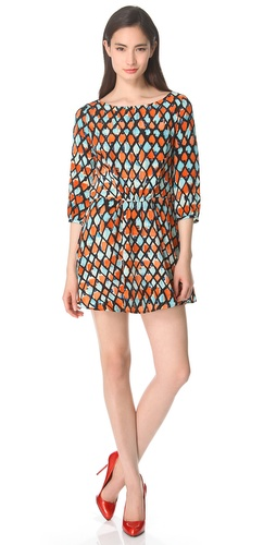 Thakoon Gathered Front Dress at Shopbop.com