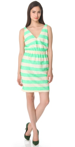 Thakoon Gathered Waist Shift Dress at Shopbop.com