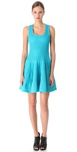 Thakoon Mesh A Line Dress at Shopbop.com