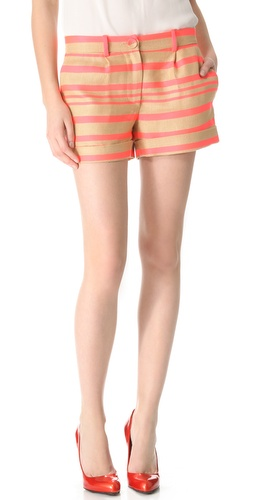 Thakoon Cuffed Shorts at Shopbop.com