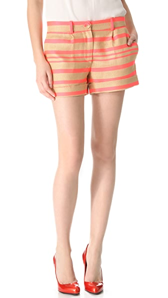 Thakoon Cuffed Shorts