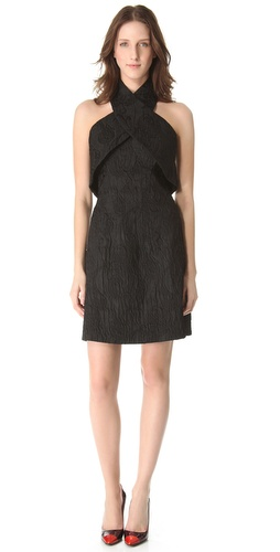 Thakoon Cross Halter Dress at Shopbop.com