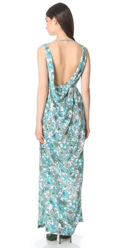 Thakoon Open Back Draped Gown at Shopbop.com