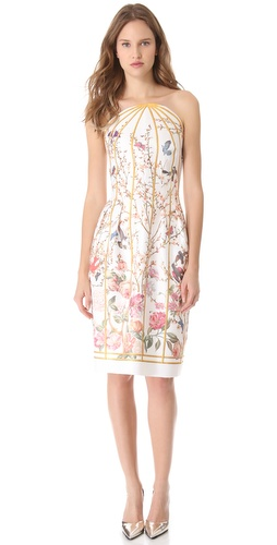Thakoon Strapless Dress at Shopbop.com