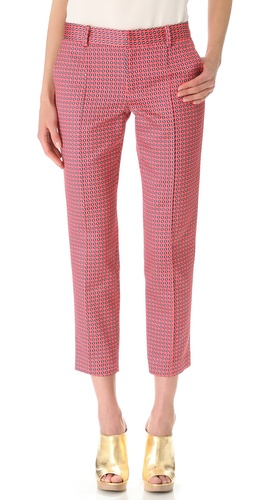 Thakoon Cropped Slim Pants at Shopbop.com