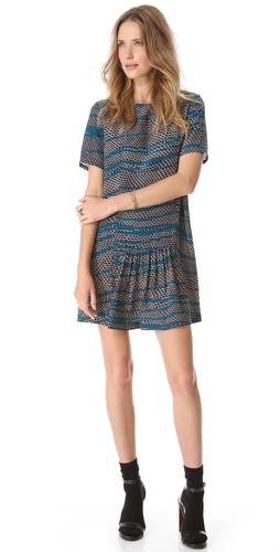 Thakoon Silk T-Shirt Dress at Shopbop / East Dane