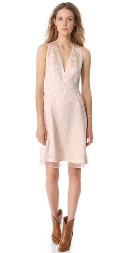 Thakoon Sleeveless V Neck Dress at Shopbop / East Dane