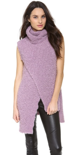 Thakoon Sleeveless Turtleneck Sweater at Shopbop / East Dane