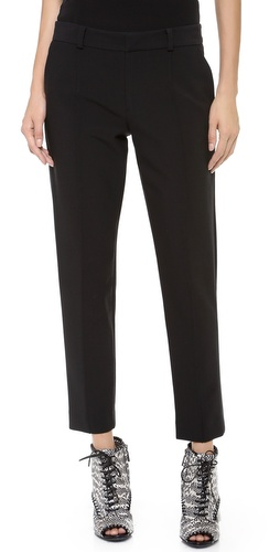 Thakoon Seamed Cropped Pants at Shopbop / East Dane