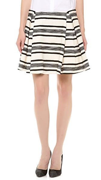 Thakoon Pleated Skirt