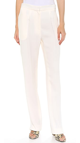 Thakoon Wide Leg Trousers