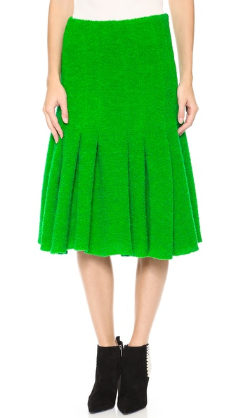Thakoon Flared Hem Skirt