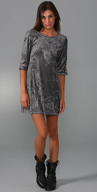 Thayer V Back Dress