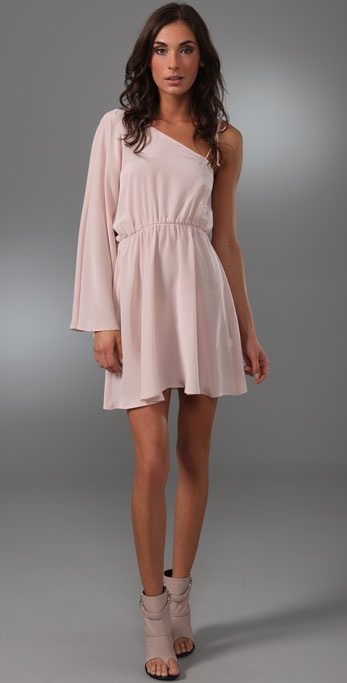 Thayer One Sleeve Dress