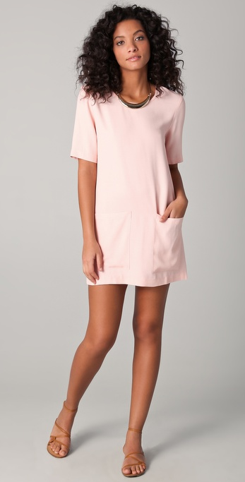 Thayer Deep Pockets Dress