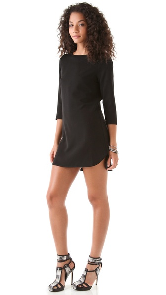 Thayer Dip Back Dress