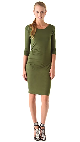 Thayer Cowl Back Dress