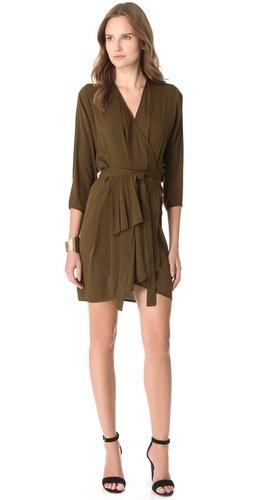 Thayer Wrap Dress