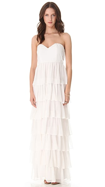 Thayer Tiered Maxi Dress