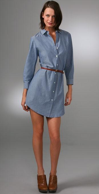 Theory Ashleigh Dress