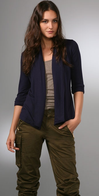 Theory Ashbey Cardigan