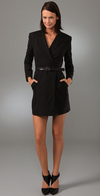 Theory Tenori Tailored Dress