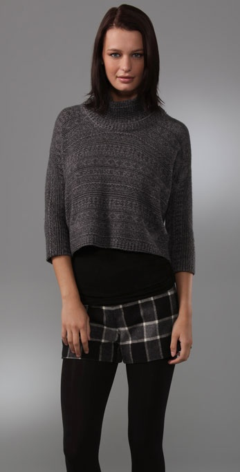 Theory Sal B Turtleneck Sweater
