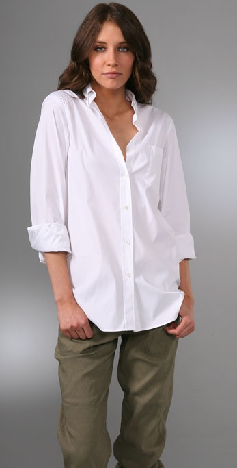 Theory Macina Collared Shirt