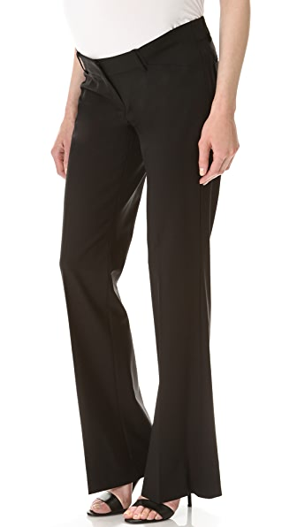 Theory Maternity Max Pants
