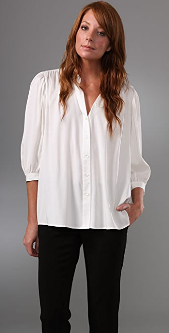 Theory Jeremia Blouse