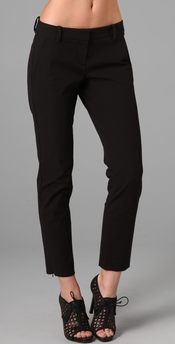 Theory Nordin Zip Pants