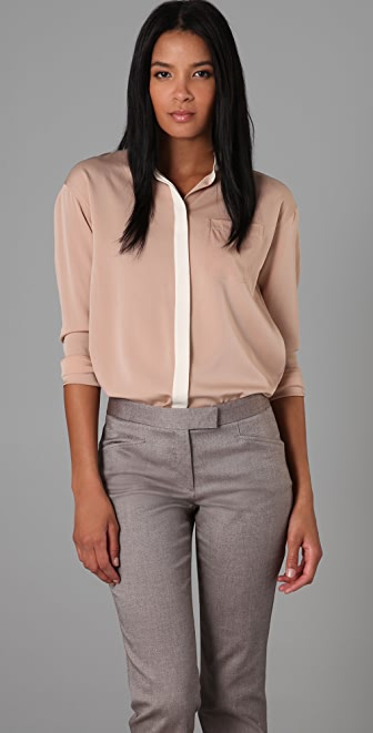 Theory Deblin Blouse
