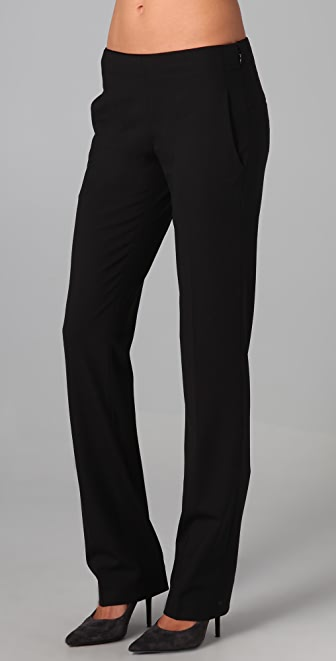 Theory Polished Suiting Biren Pants