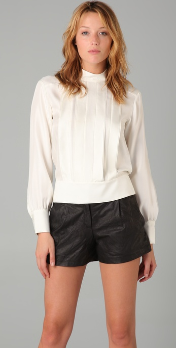 Theory Zala Blouse