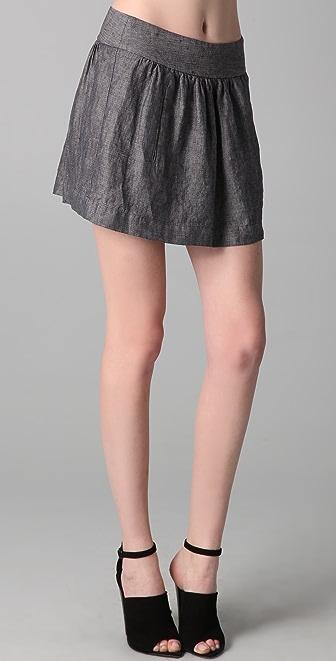 Theory Luvetta TS Redbay Skirt