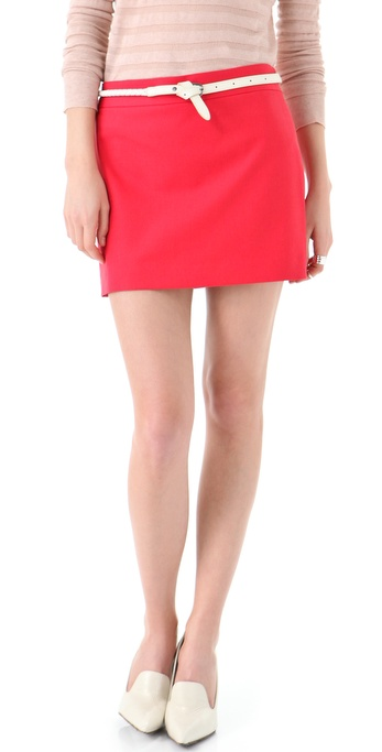 Theory Ronali Skirt