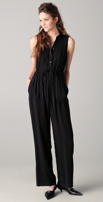 Theory Junisa Jumpsuit
